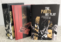 The Parts We Play [signed slipcase] by Stephen Volk